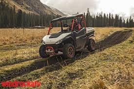Honda Luncurkan ATV Dan UTV Anyar