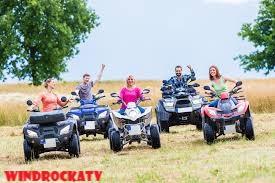 Motor ATV, Kendaraan yang Tangguh